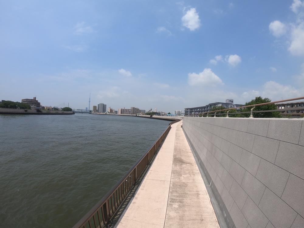エルグランデでハイアングルを撮影した写真