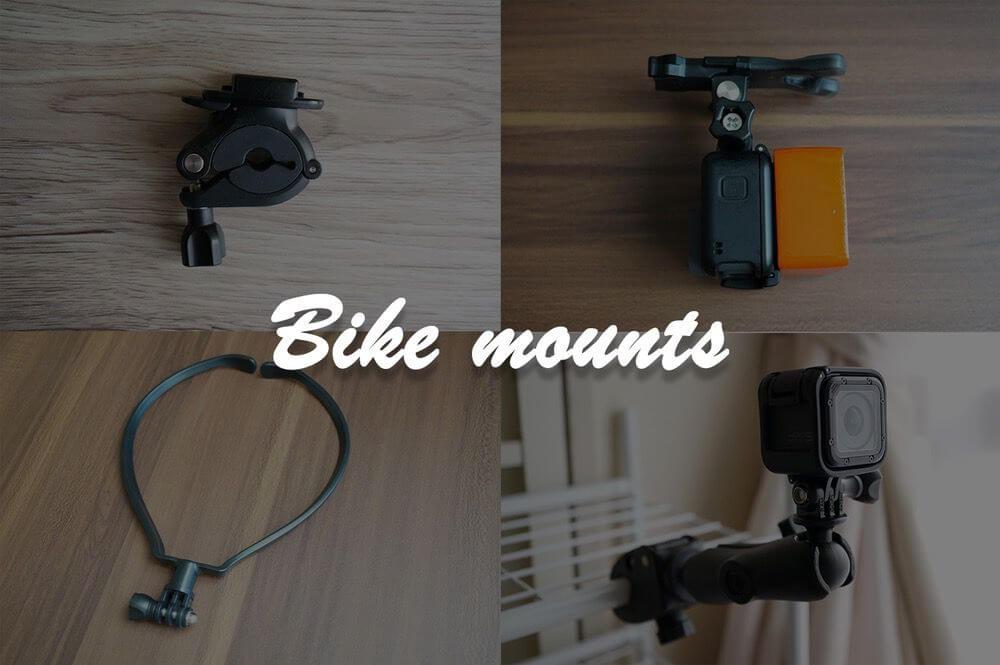 バイクや自転車でGoProを使うときにおすすめのアクセサリー6選