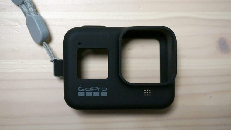 GoPro HERO8用スリーブ+ランヤード