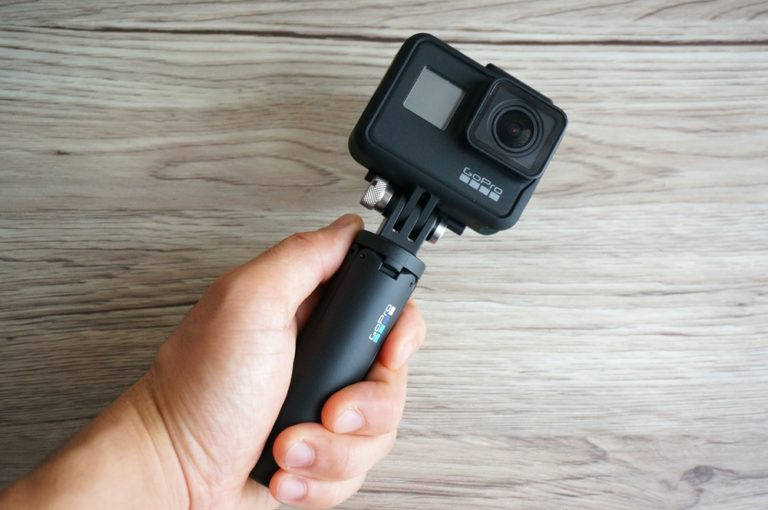 GoPro ShortyとHERO7 Black