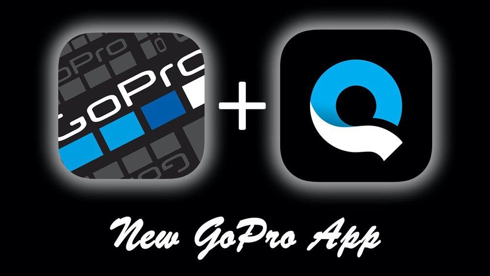 新しいGoProアプリ