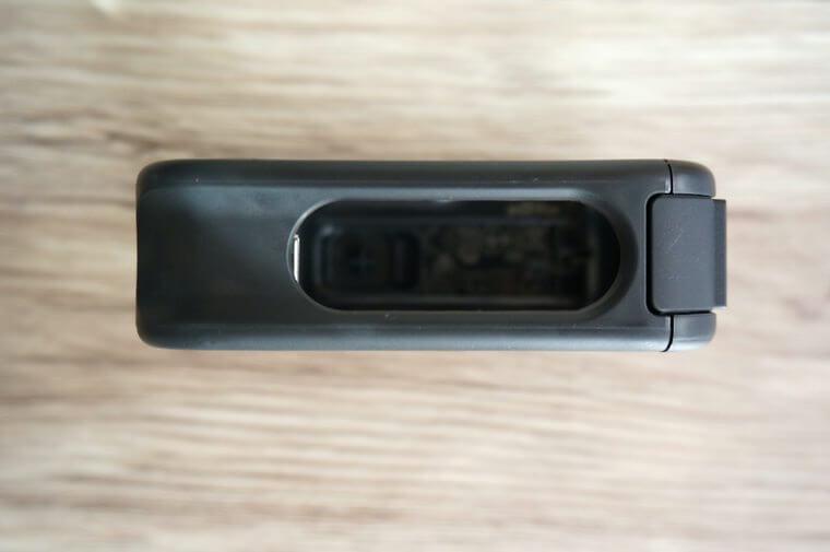 GoProメディアモジュラーの底面の穴