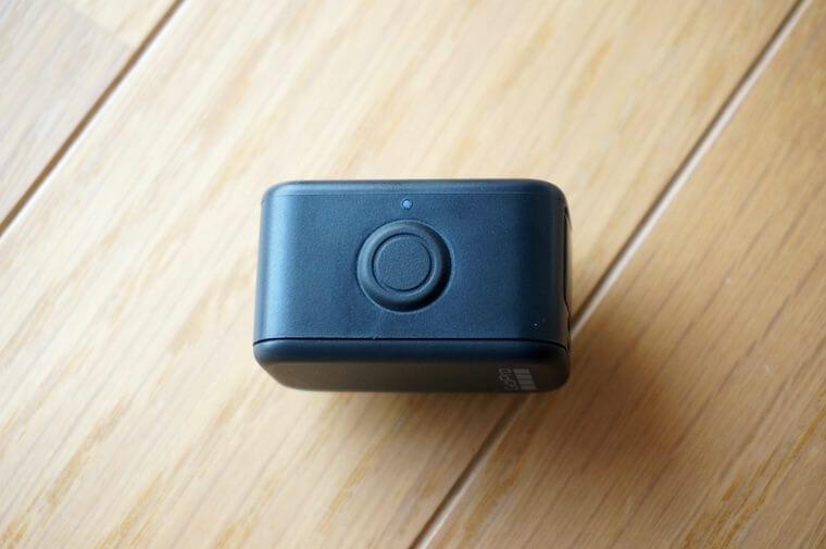 GoProライトモジュラーの電源ボタン