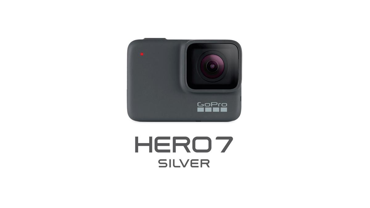 【GoPro HERO7 Silverレビュー】HERO7 Blackとの違いは?