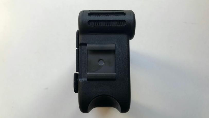 GoPro HERO9用メディアモジュラーの側面