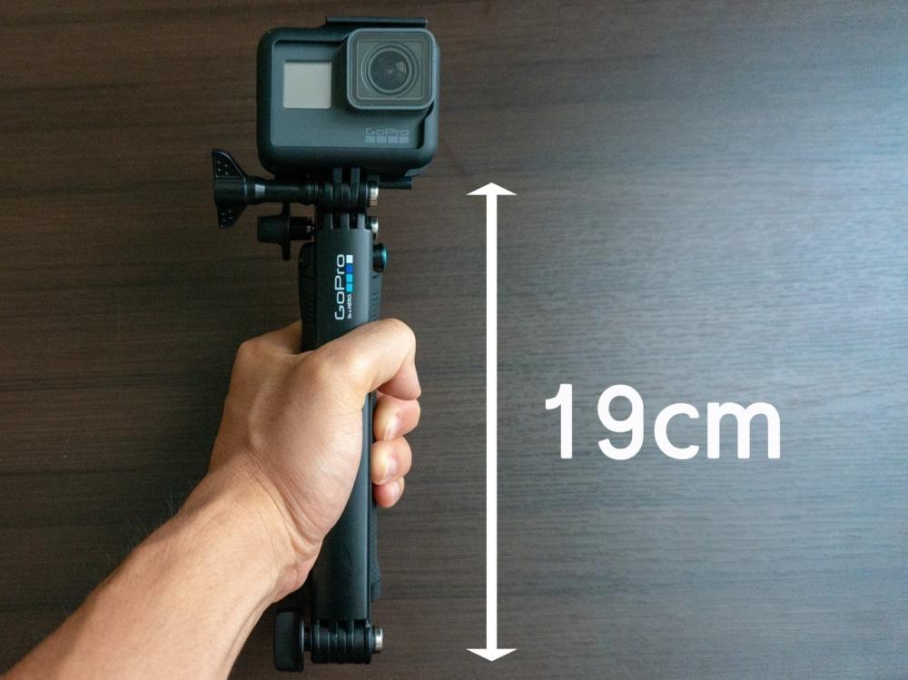 3-Wayのカメラグリップ