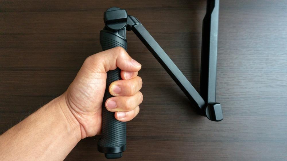 GoPro純正3-Wayのストッパー機能