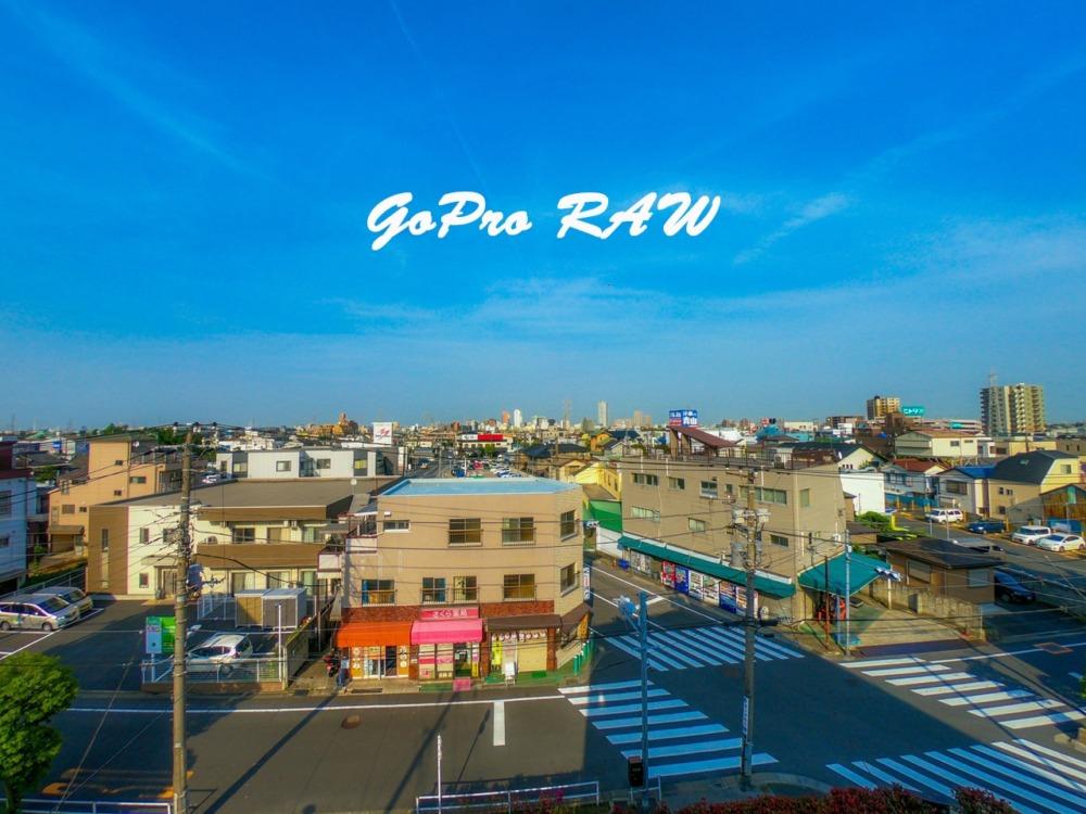 GoPro RAW