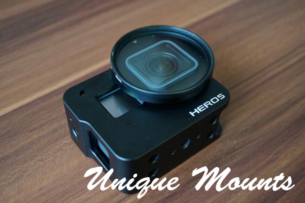 GoProで一味違った撮影をしたい時に使えるマウント