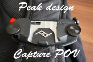 Peak design Capture POV