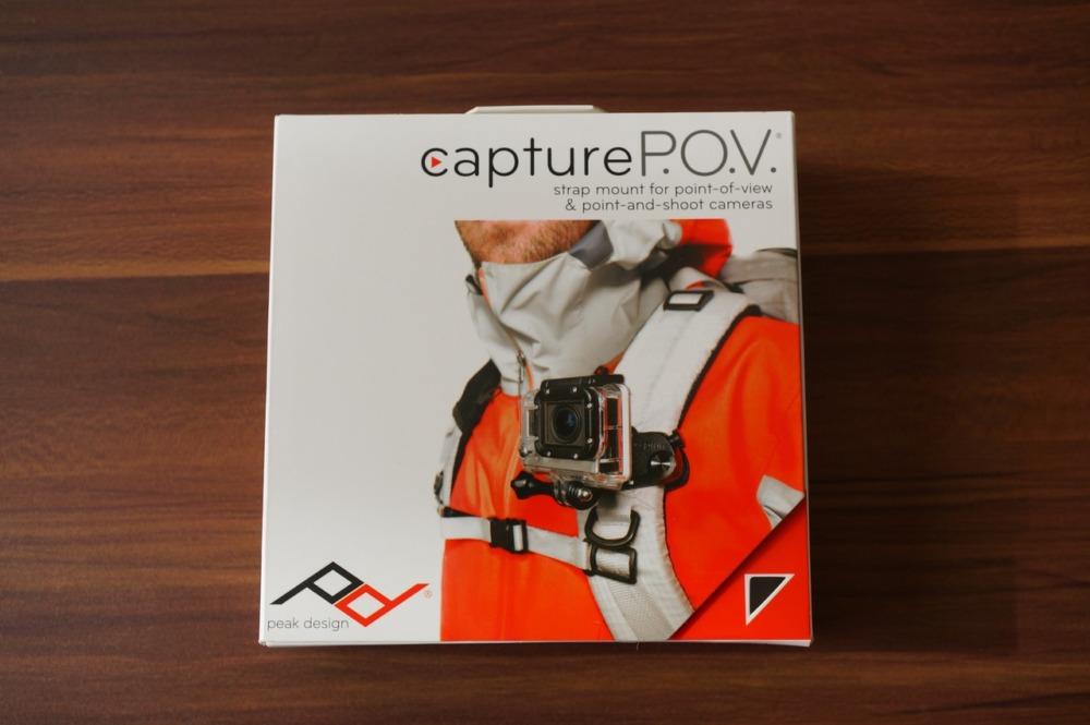 Capture POVのパッケージ