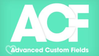 Advanced Custom Fieldsのロゴ