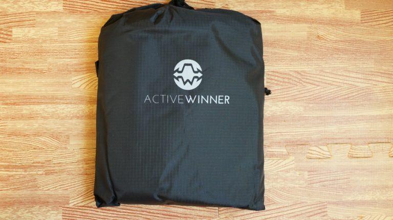 Active Winnerの収納ケース