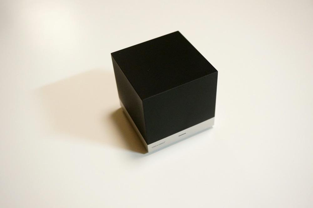 Magic Cubeを斜め上から