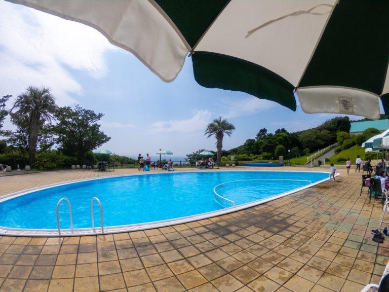 ホテル&リゾーツ南房総付属のプール
