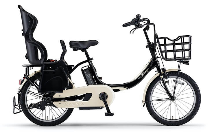 子ども乗せ電動自転車