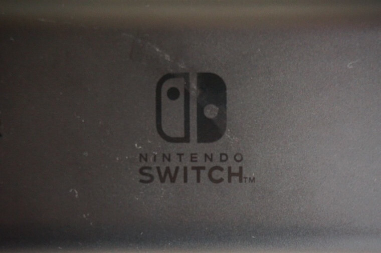 Anker PowerCore 20100 Nintendo Switch Editionのスイッチマーク