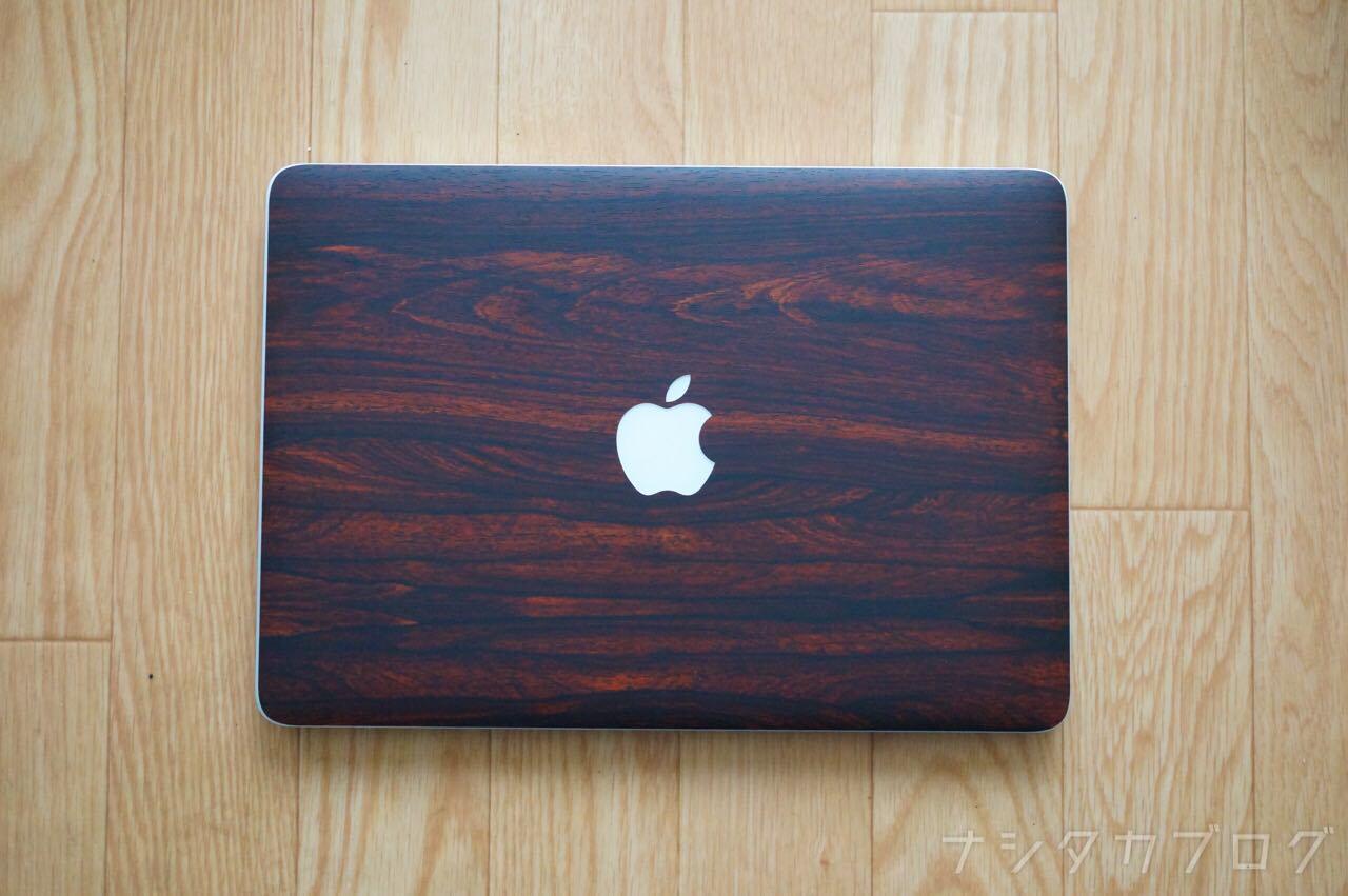 Mac表面スキンシール