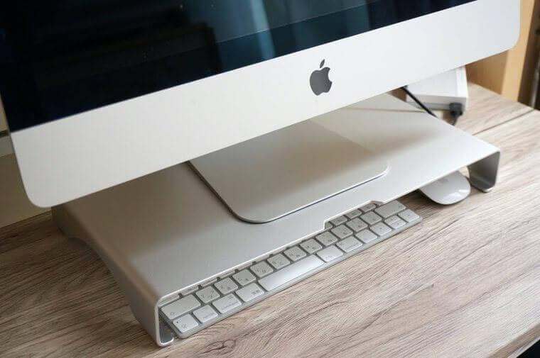 Mac用アルミスタンド