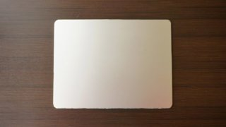 Mac用アルミマウスパッド